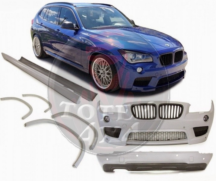 Kit de carrocería Kit BMW X1 E84 2009 2013 M-tech
