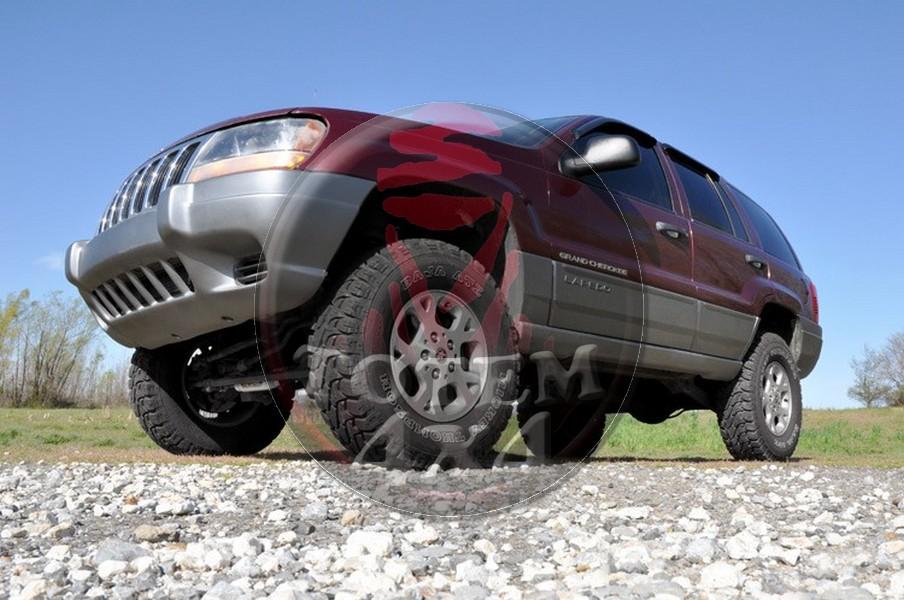 Kit de elevación +10cm Jeep Grand Cherokee WJ