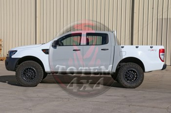 Kit de elevación Fox +5cm 2.5 Performance,Botella separada Ford Ranger 2011-2018