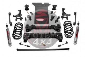 Kit de elevación Rough Country +15cm Toyota FJ Cruiser 4WD 2007-2009