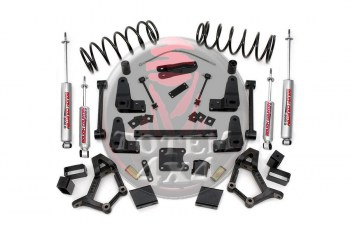 Kit de elevación  Rough Country 4-5pulgadas Toyota 4Runner 1990-1995