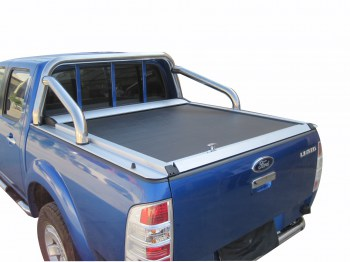 Persiana enrollable Snake extra cabina Ford Ranger 2006-2012