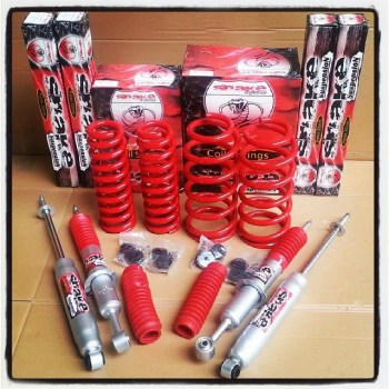Kit elevación Snake Toyota Land Cruiser 120-125
