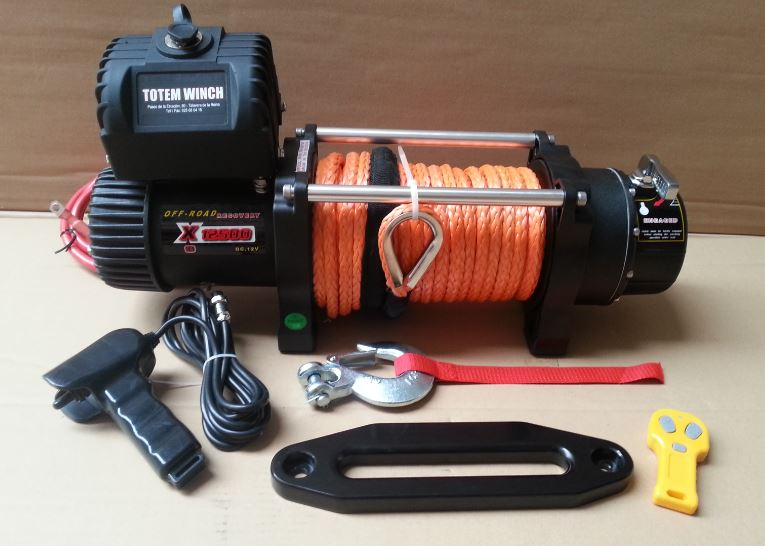 winch snake parts