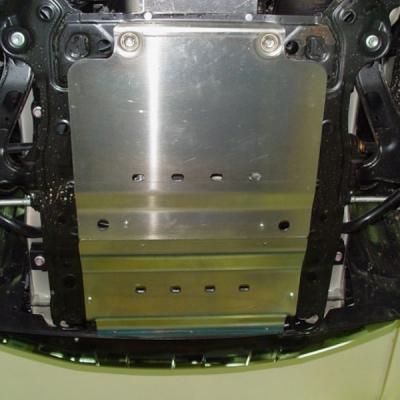 Protector ba.dirección acero negro 4mm Grand Vitara 2005-2008