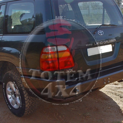 Paragolpe trasero AFN para Toyota J100 [1998 - 2007]