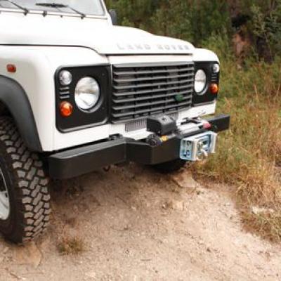 Paragolpes frontal c/base Land Rover DEFENDER 90
