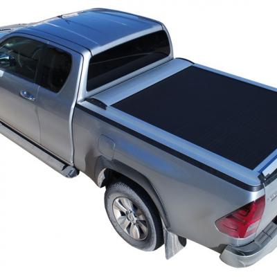 Persiana enrollable extra cabina Toyota Hilux Revo
