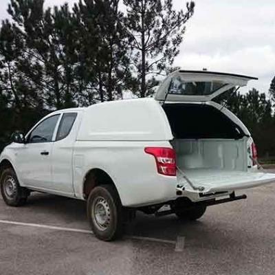 Hard Top Mitsubishi L200 Triton Extra Cabina sin ventanas (pintado)