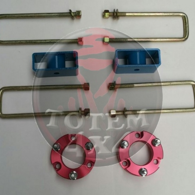 Kit de elevación tacos Isuzu DMax 2012->