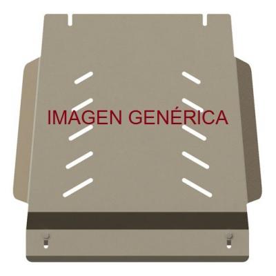 Protector caja cambios, tránsfer aluminio 6mm Defender 110 (1983-)